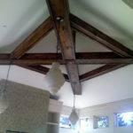 Box Beam Ceiling Treatment