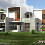 Box Type Home Beautiful Style Kerala Design