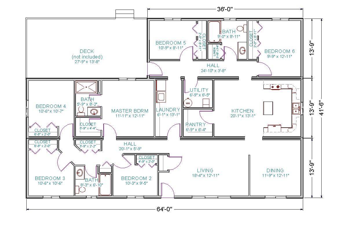 Brady Bunch House Floor Plans Home
