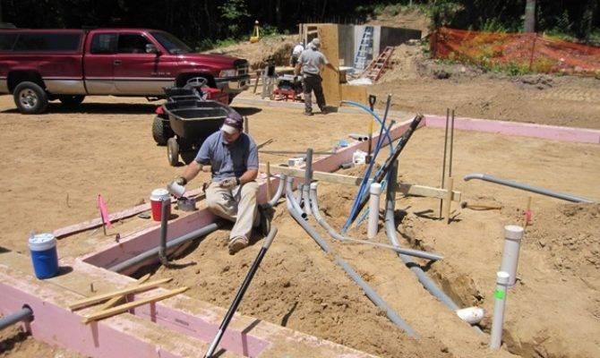 Brainright Under Slab Plumbing