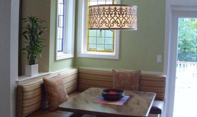 Breakfast Nook Design Home Ideas Pinterest Kitchens