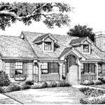 Briarwood Country Cottage Home Plan House