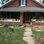 Brick Bungalow Curb Appeal Before Photos