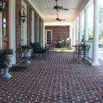 Brick Front Porch Houzz