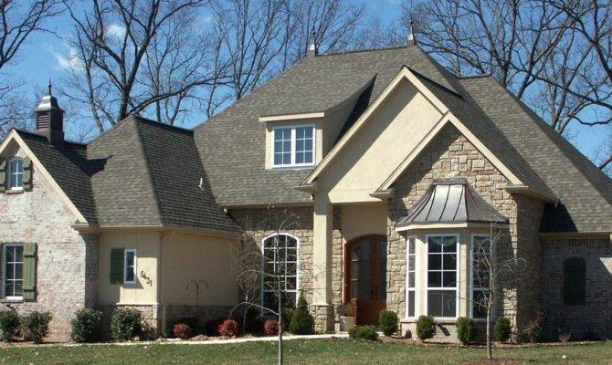 Brick Stone Homes House Home Exteriors