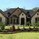 Brick Stone Stucco Exterior Timeless Architectural Design