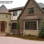 Brick Tudor House Type Sioux City