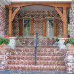 Brick Vector Porches