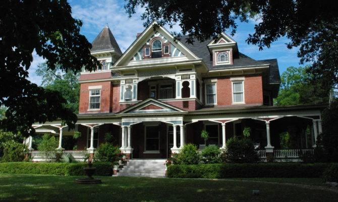 Brick Victorian Style Houses