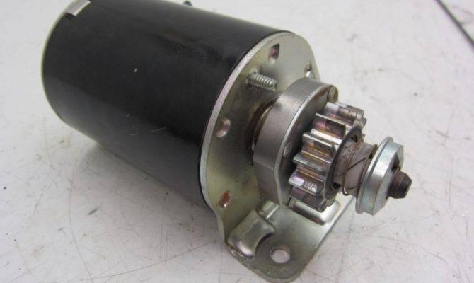 Briggs Stratton Craftsman Engine Starter Motor