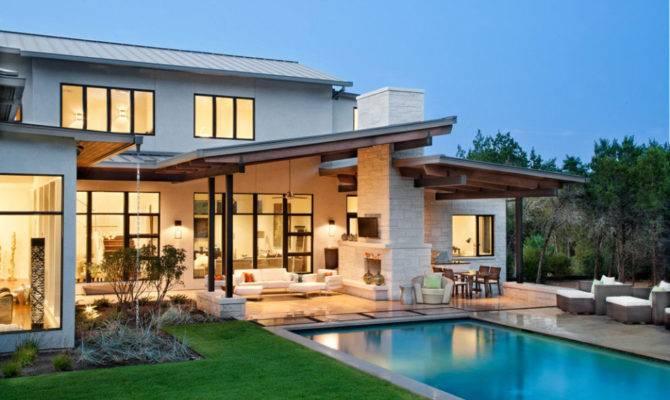 Bright Beautiful Blanco House Promises Luxury