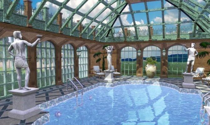 Britain Estate House Manor Mansion Millionaire Rothschild Sims