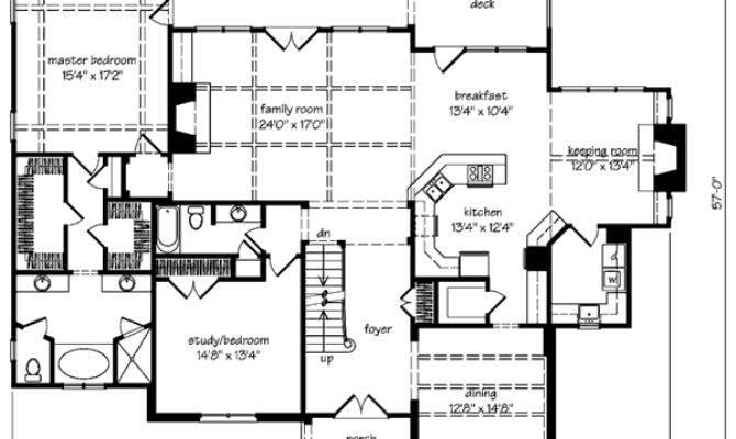 Brittingham Mitchell Ginn Southern Living House Plans