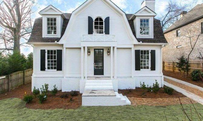 Brookhaven Perky Dutch Colonial Wants
