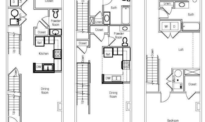 Brownstone Floor Plans Thefloors