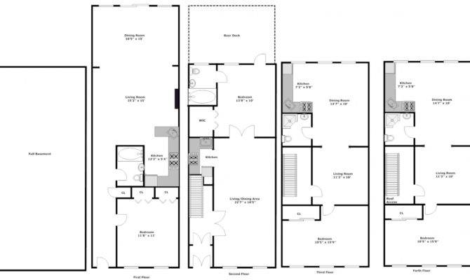 Brownstone House Plans Container Design