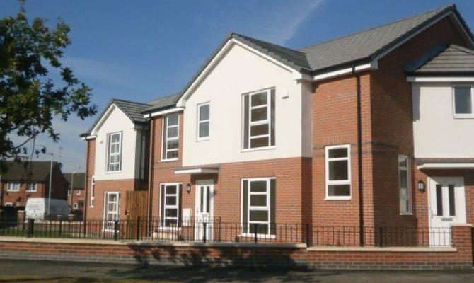 Btp Architects Wythenshawe New Build Affordable Housing