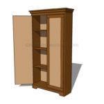 Build Armoire Wardrobe