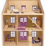 Build Barbie Dollhouse
