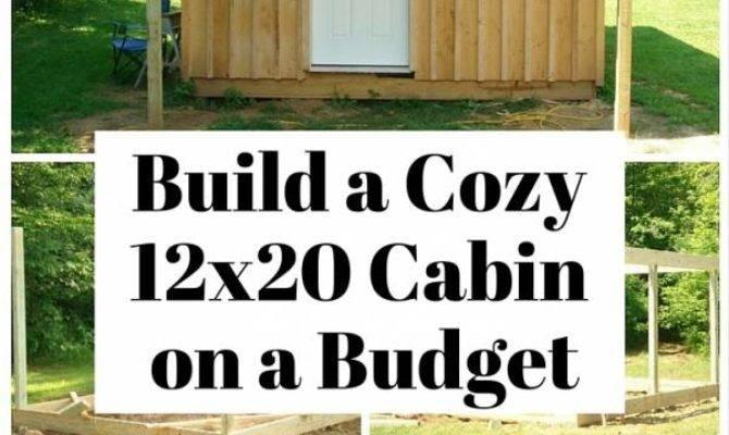 Build Cabin Budget Diet