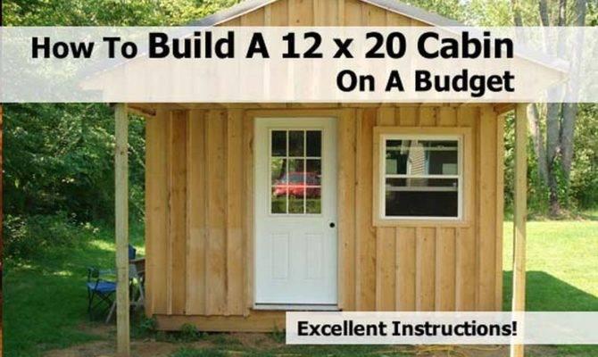 Build Cabin Budget