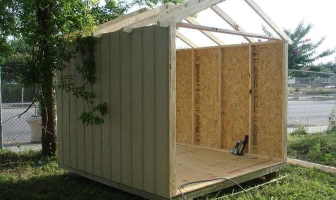 Build Cheap Storage Building Plans Pdf