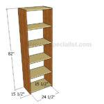 Build Closet Organizer Howtospecialist Step