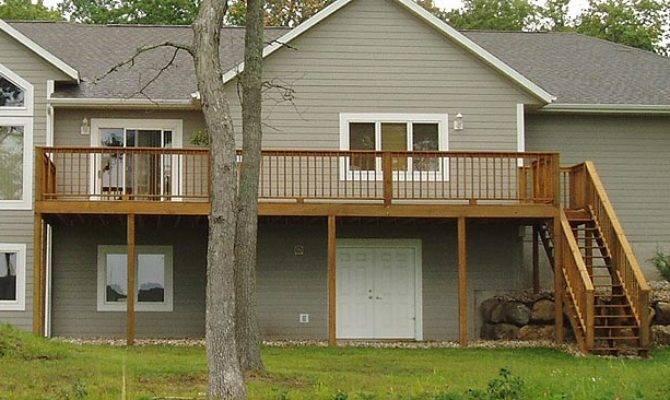 Build Deck Decks Design Create Home