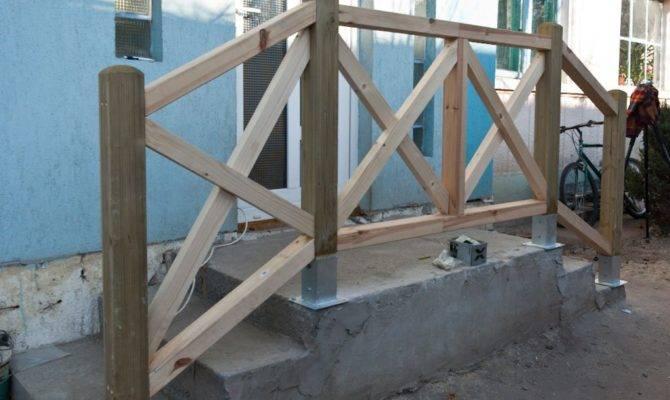 Build Deck Railing Joy Studio Design Best