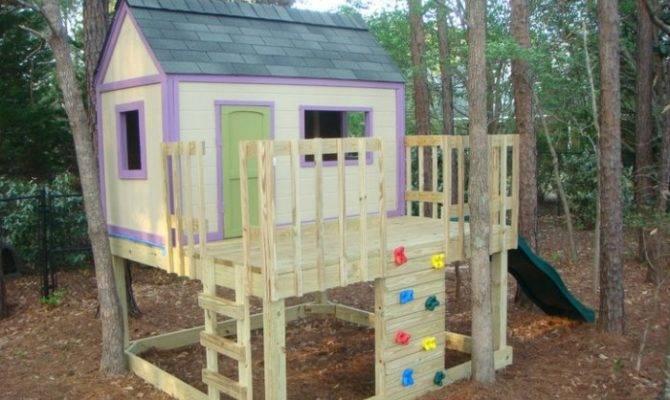 Build Diy Playhouse Your Kids Love Life