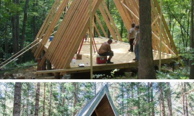 Build Frame Cabin