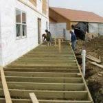 Build Front Porch Beautiful Design Small Ideas