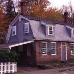 Build Gambrel Roof House