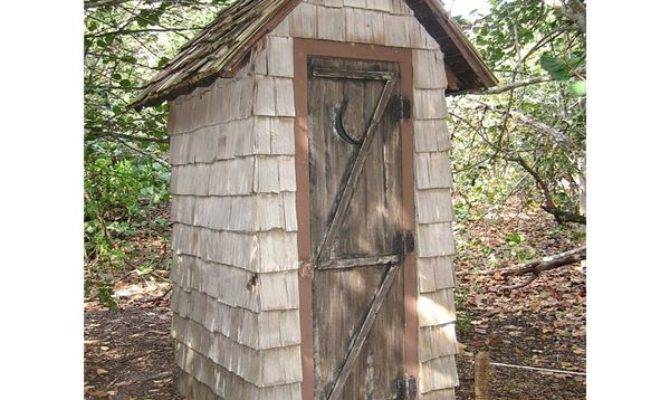Build Modern Outhouse Your Back Yard Isn