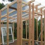 Build Nice Shed Roof Greenhouse Ideas Pinterest