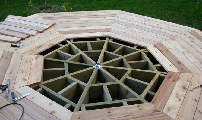 Build Octagonal Deck Your Projects Obn