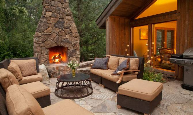 Build Outdoor Fireplace Step Guide