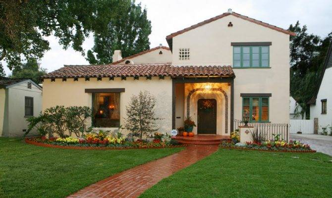 Build Small Spanish Style House Plans Design