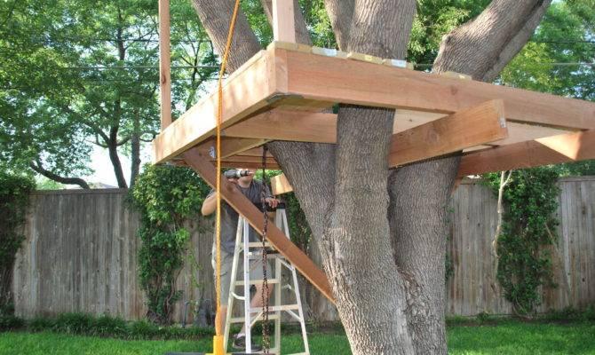 Build Treehouse