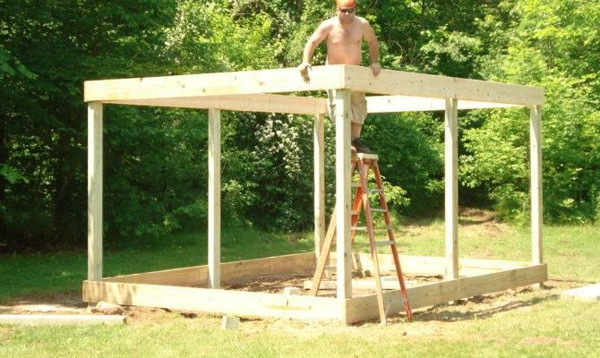 Build Wood Cabin Budget Home Design