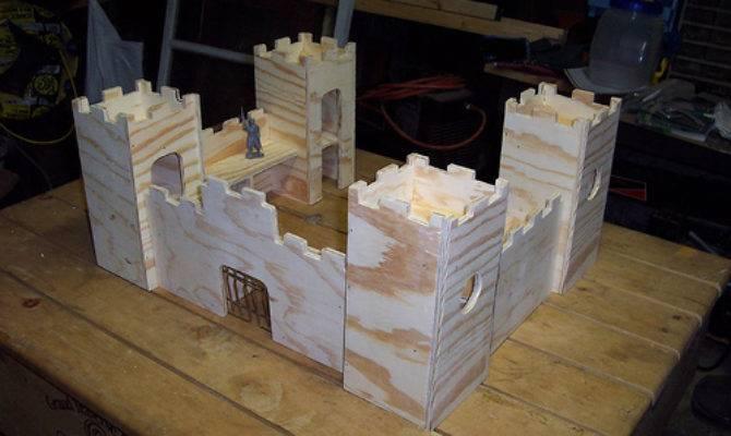 Build Wooden Castle Plans Pdf