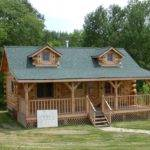 Build Your Log Cabin Home Articles Tools More
