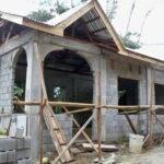 Building Concrete Block House Part Philippines