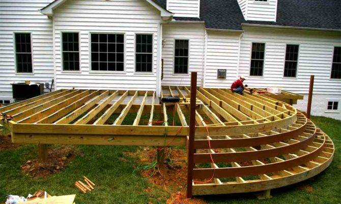 Building Deck Decking Plans Materials Finishes