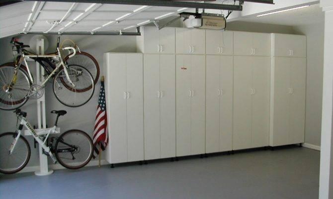 Building Garage Storage Cabinets Plans