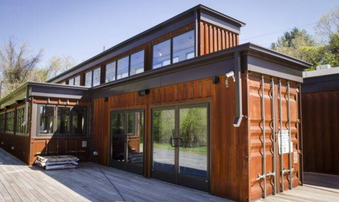Building House Shipping Containers Container