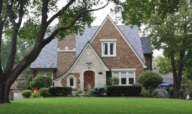 Building Language Tudor Revival Historic Indianapolis