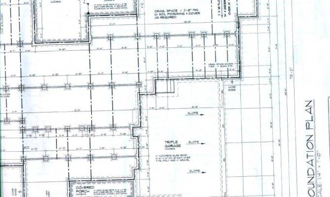 Building Pad Crawlspace Home Lawnsite