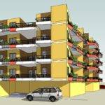 Building Plans Designed Ramy Osama Apartment Turkey