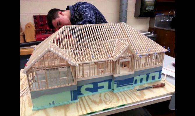 Building Scale Architectural Model Youtube